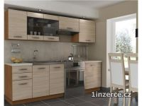 Kuchyňská linka 240cm - sv. du