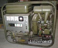 Elektrocentrály vojenské