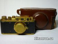 Starožitné obrazy a fotoaparát
