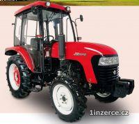 Malotraktor 50 HP 4 WD kabina