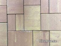 Zámková dlažba Legno 6 cm