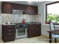 Kuchyňská linka 180cm - wenge