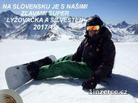 Ubytování SR lyže Silvestr