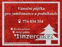 Vánoční půjčka 20 tis. Kč!