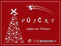 Dostupné půjčky o Vánocích