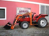 malotraktor Kubota GL 240 + na