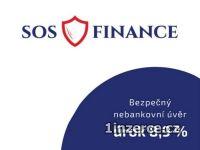 Bezpečný úvěr bez registrů