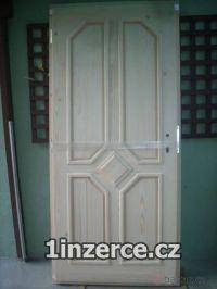 Nové venkovní vchodové dveře