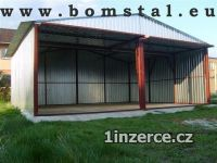 Montované plechové garáže
