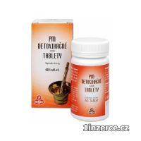 Detoxikační tablety