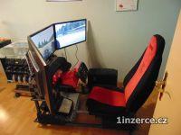Simulátor pro závodní hry