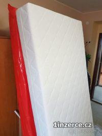 Dětská matrace 60 cm šířka