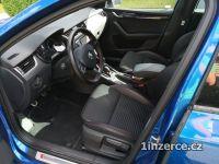 Škoda Octavia RS TDI, 135kW comb
