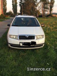 Škoda Fábia Praktik