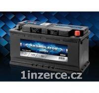 Baterie pro automobily Varta