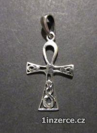 Nilský kříž - přívěsek ze stří