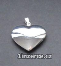 Velké trojrozměrné srdce - pří