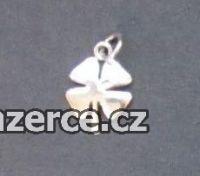 Malý čtyřlístek - stříbrný pří