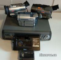 Digitalizace videopásek-HI8,VH