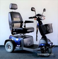 Elektrické invalidní skútry