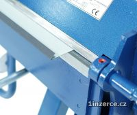 Klempířské stroje ruční ohýbač