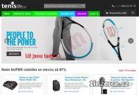 Tenisová prodejna - Tenislife