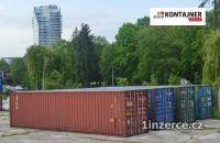 Lodní kontejner 6m/12m - sklad