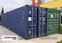 Lodní kontejner new-first way