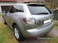 Mazda CX-7  4x4; 2,2 MZR-CD Dies