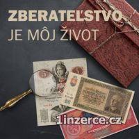 Staré bankovky Československo