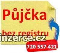 PŮJČKA I O VÍKENDU 720557421