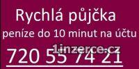 PENÍZE DO 10 MINUT 720557421