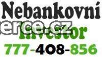 Půjčka od věřitele 777 408 856