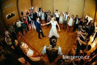 Živá hudba na svatbu, oslavu..