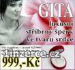 GITA - luxusní stříbrný šperk